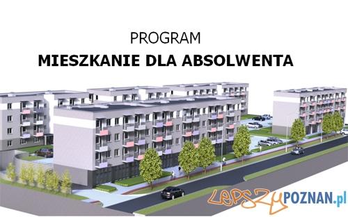 Mieszkanie dla absolwenta  Foto: UM Poznania