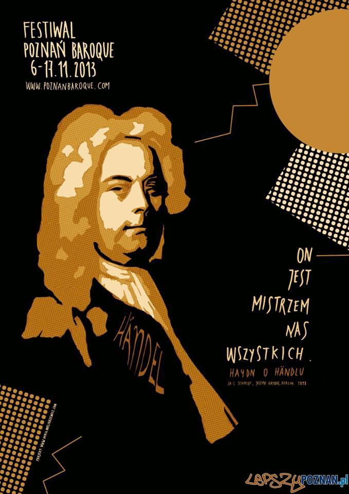 Poznań Baroque - plakaty (2)  Foto: