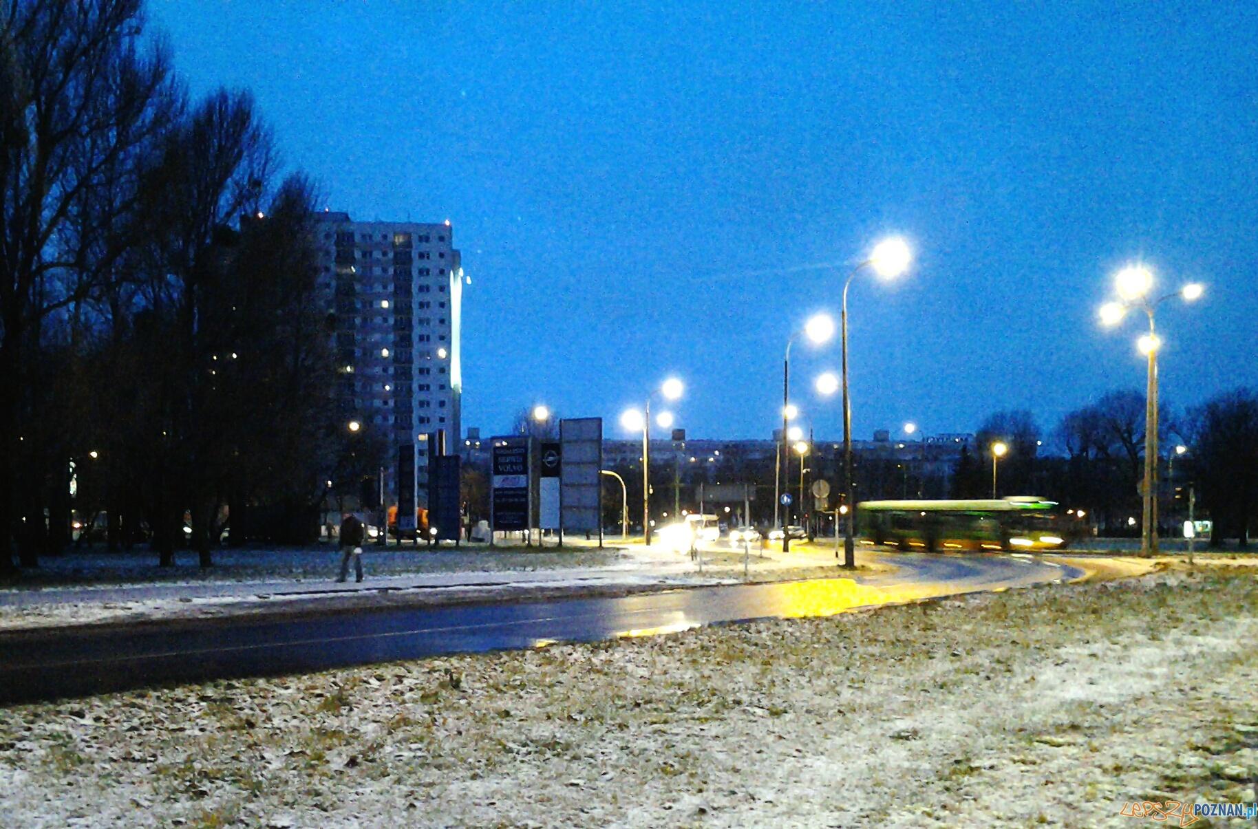 Rondo Rataje  Foto: lepszyPOZNAN.pl / tab