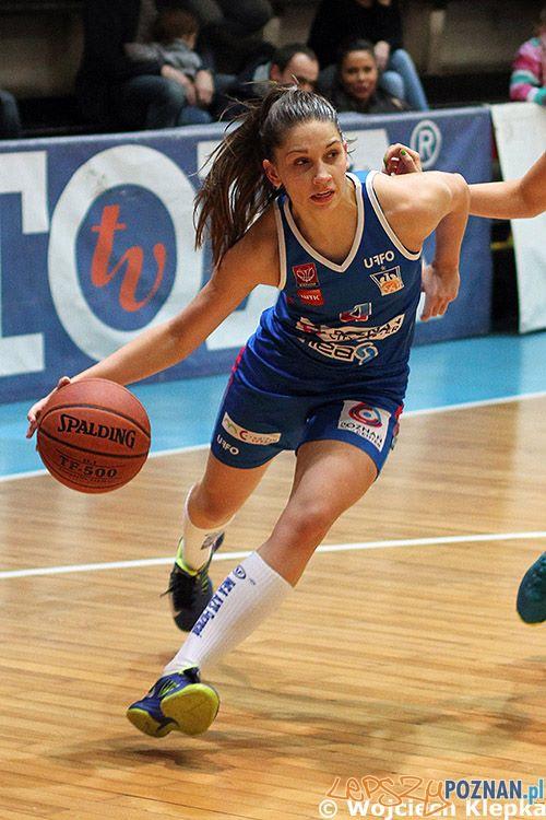 Koszykarki AZS  Foto: Wojciech Klepka