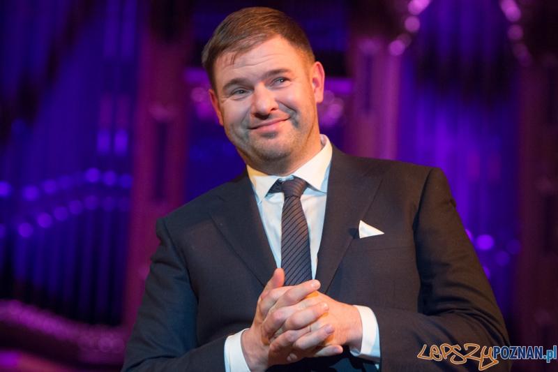 Wielka Gala Charytatywna Fundacji Mam Marzenie - Tomasz Karolak  Foto: lepszyPOZNAN.pl / Piotr Rychter