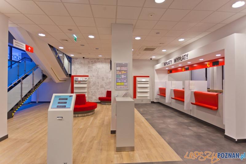 Urząd Pocztowy - strefa dla klientow  Foto: Poczta Polska