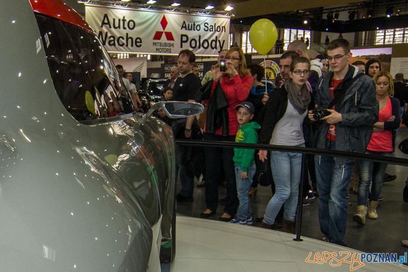 Targi Motor Show - Poznań 27-30.03.2014 r.  Foto: LepszyPOZNAN.pl / Paweł Rychter