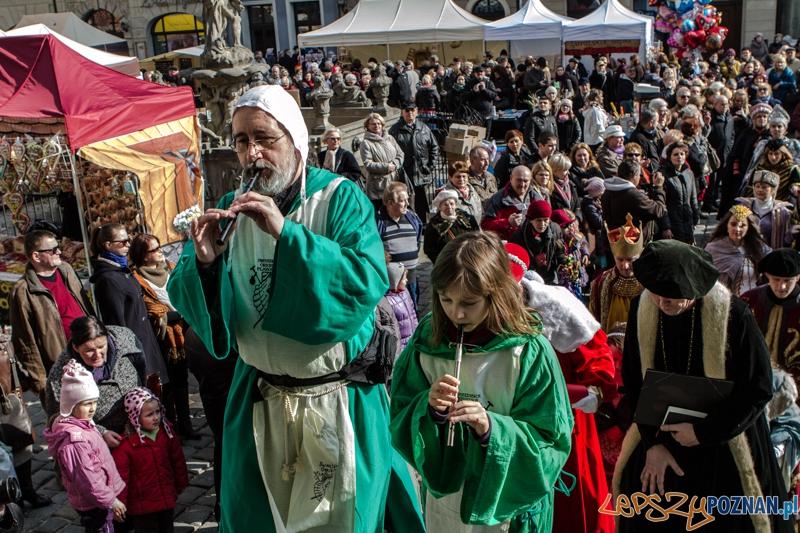 XXI Kaziuki Wileńskie - Poznań 02.03.2014 r.  Foto: LepszyPOZNAN.pl / Paweł Rychter