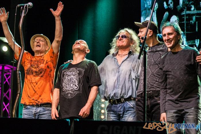 Koncert zespołu Perfect w Luboniu (16.03.2014) Foto: LepszyPOZNAŃ.pl /  Foto: © Karolina Kiraga