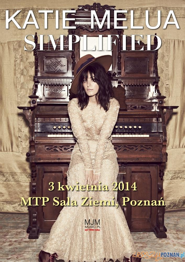 Katie Melua w Poznaniu / foto: materiał organizatora  Foto: