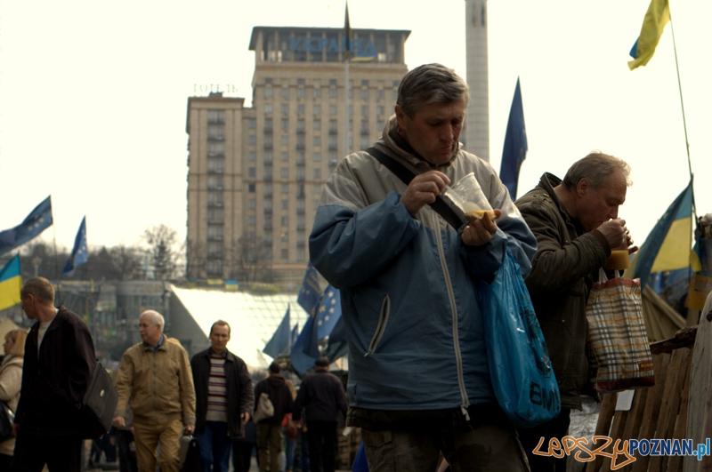 ...a autochtoni bardzo chętnie z nich korzystają ;)  Foto: lepszyPOZNAN.pl / Mathias Mezler