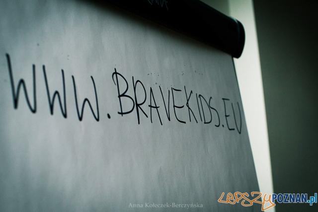 Brave_Kids już wkrótce w Polsce  Foto: A.Berczyńska