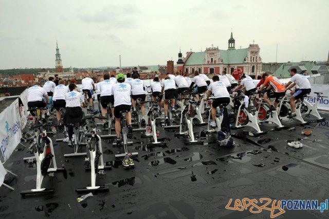 Endu Sport_Race na dachu Kupca Poznańskiego   Foto: Bernard Guziałek