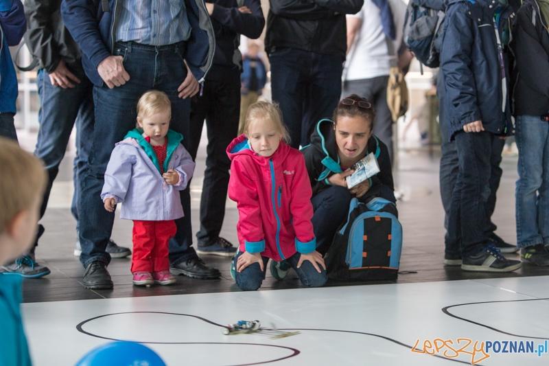 XI Festiwal Robotyki Cyberbot  Foto: lepszyPOZNAN.pl / Piotr Rychter