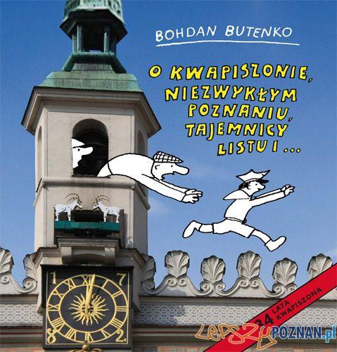 Kwapiszon w Poznaniu  Foto: cc