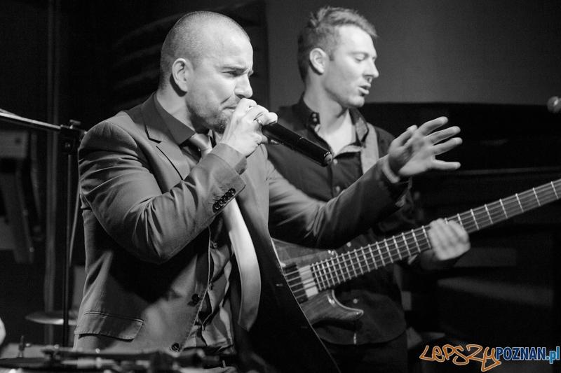 Koncert zespołu MOSZCZYŃSKI PIETSCH & bibobit - Blue Note  Foto: lepszyPOZNAN.pl / Piotr Rychter