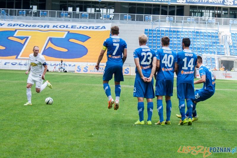 Benefis Piotra Reissa (28.06.2014) Inea Stadion  Foto: © lepszyPOZNAN.pl / Karolina Kiraga