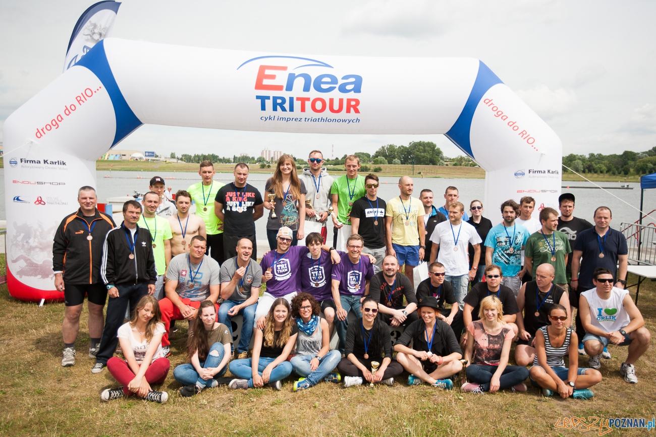 ENEA Tri Tour Iron Swim  Foto: Wojciech Pawłowski
