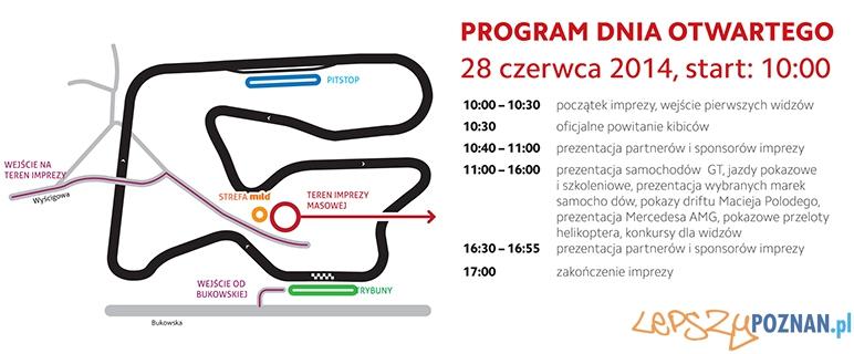Mild Gran Trurismo Polonia 2014 - plan dnia otwartego  Foto: mat. organizatora