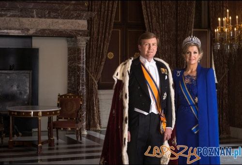 Holenderska para królewska  Foto: Oficjalna strona Niderlandzkiej Rodziny Królewskiej: http://www.koninklijkhuis.nl/