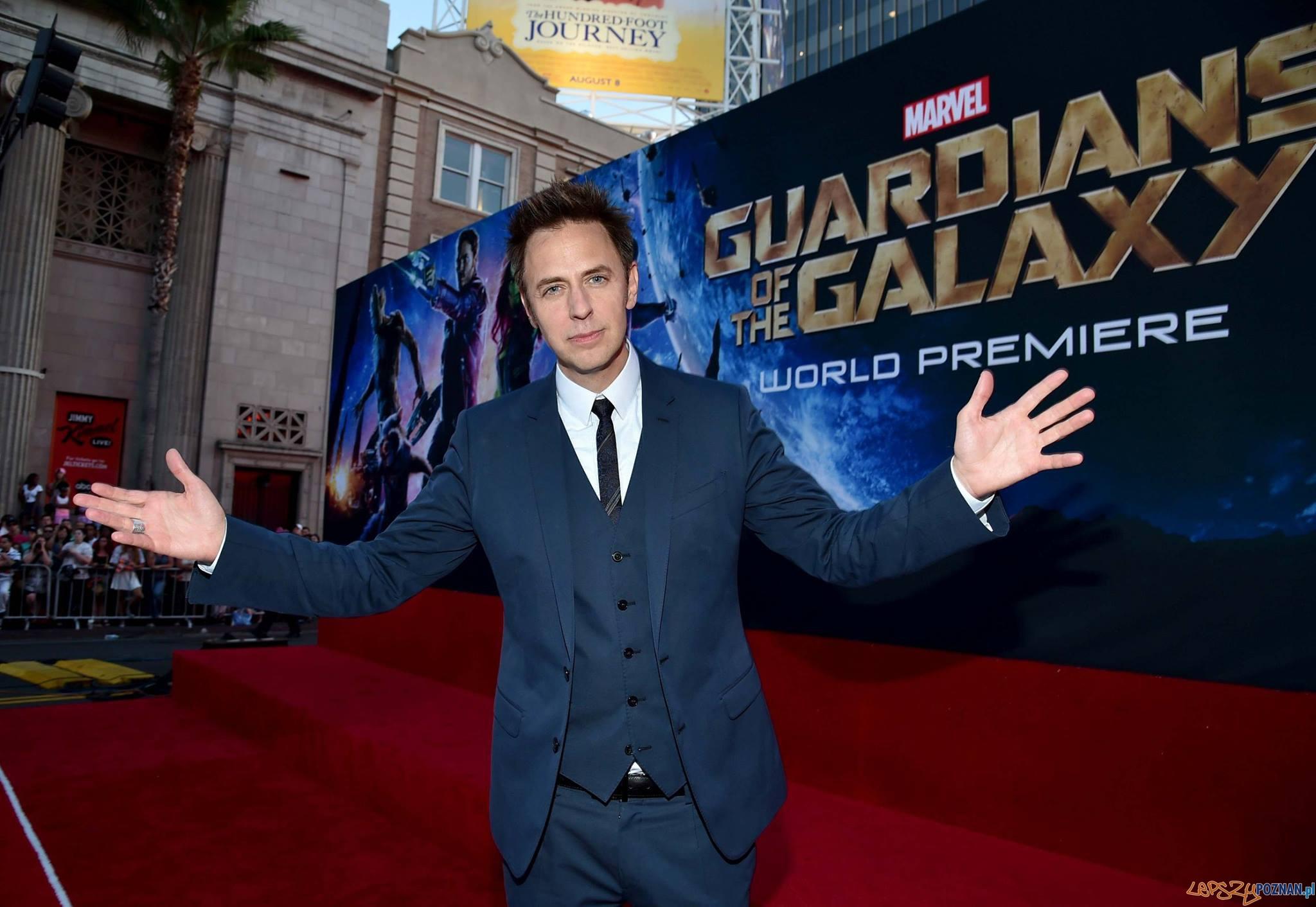Światowa premiera filmu Strażnicy Galaktyki 3D  Foto: 2014 Getty Images / Marvel