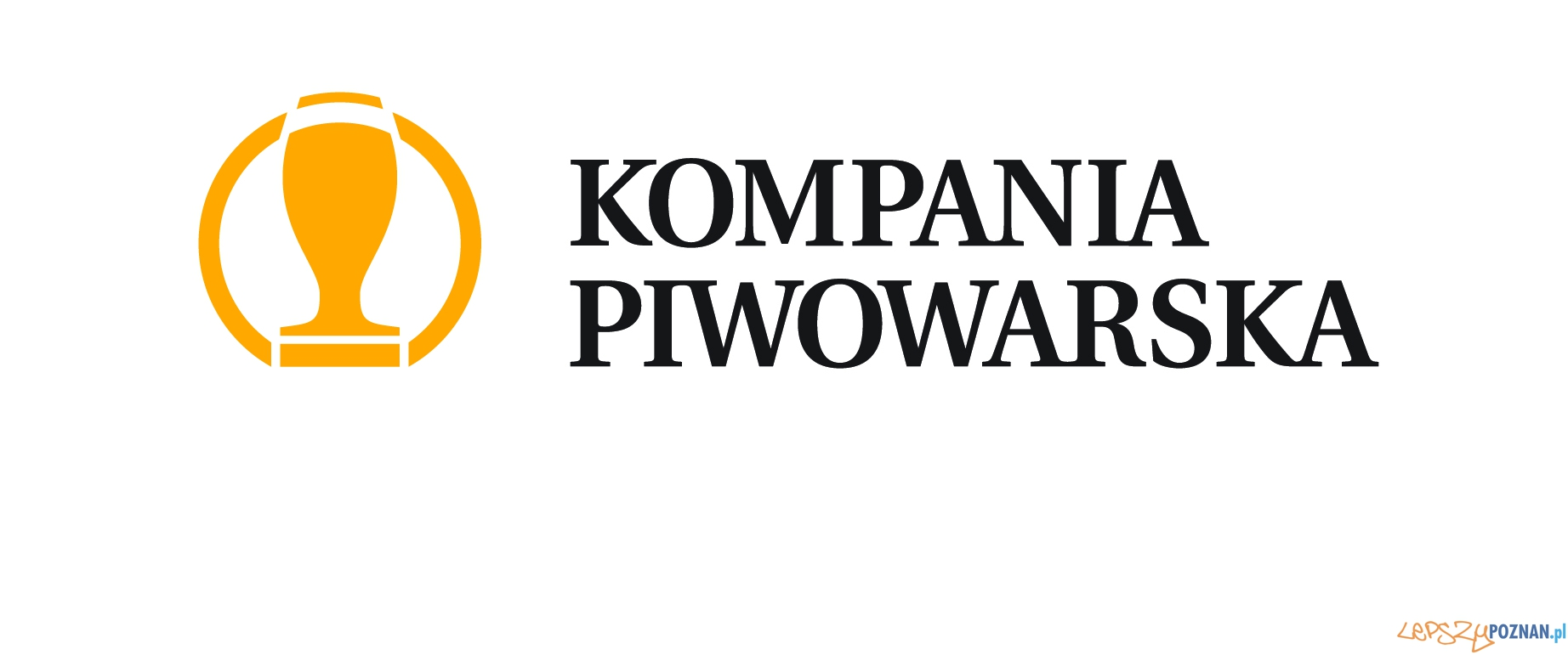 Kompania Piwowarska logo  Foto: Kompania Piwowarska logo