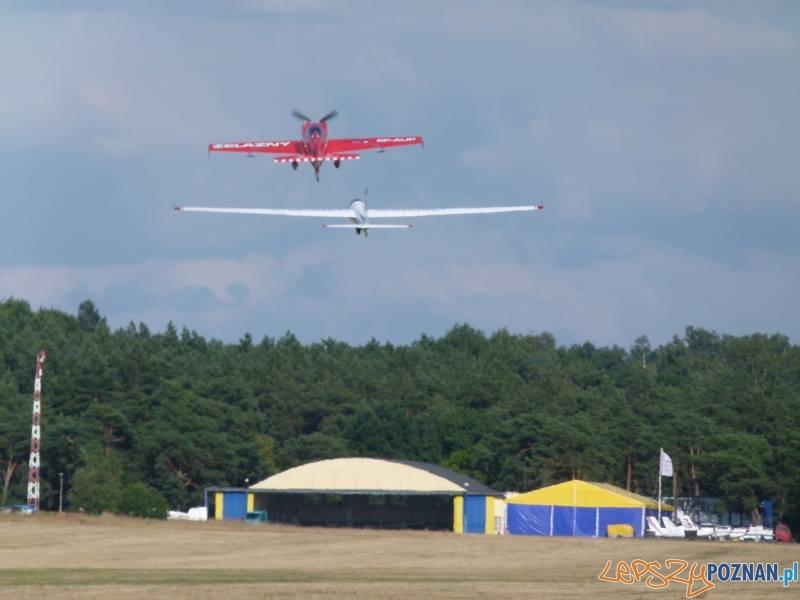 Start szybowca  Foto: Aeroklub Pomorski