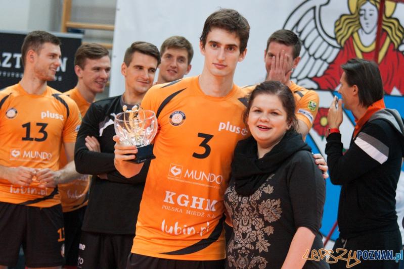 Ivan Borovnjak - X Memoriał im. Arkadiusza Gołasia (28.09.2014) Murowana Goślina  Foto: © LepszyPOZNAN.pl / Karolina Kiraga