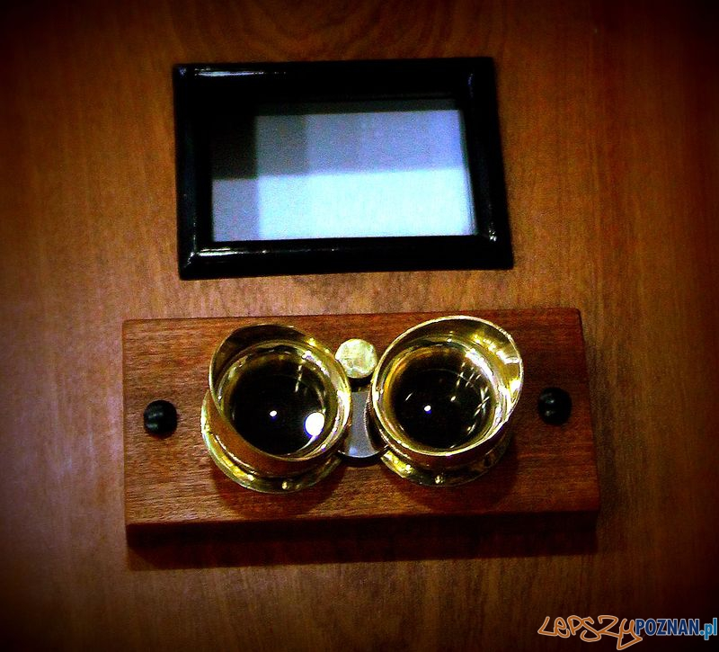 okular fotoplastykonu  Foto: Galeria Arsenał