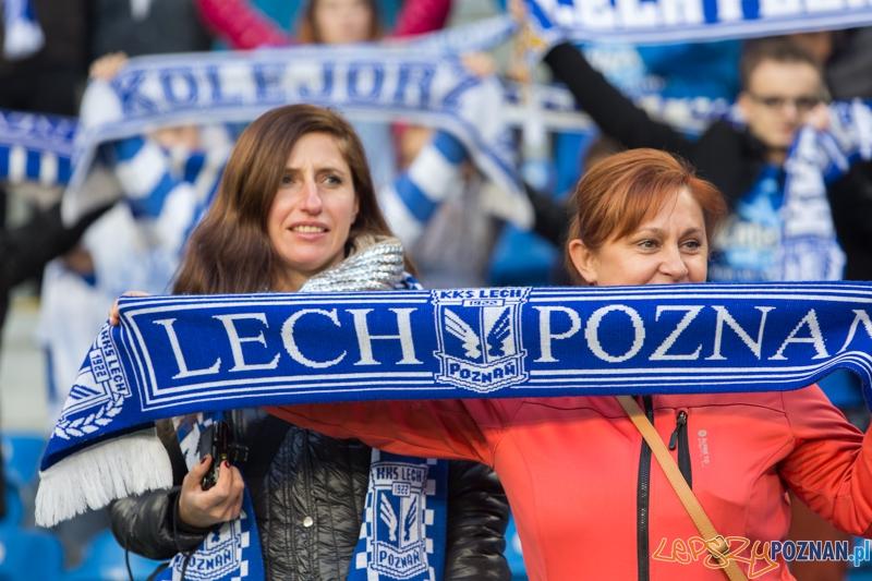 11. kolejka T-Mobile Ekstraklasy - Lech Poznań - Górnik Łęczna (najlepsi kibice na świecie)  Foto: lepszyPOZNAN.pl / Piotr Rychter