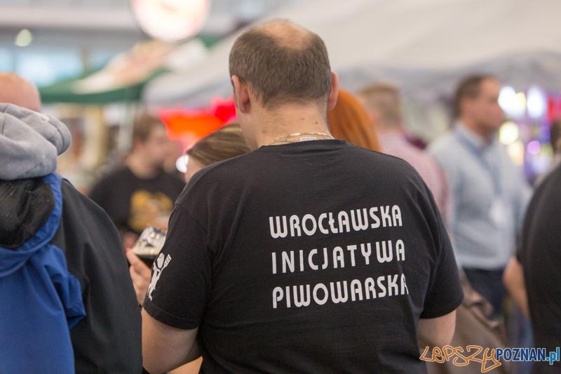 Poznańskie Targi Piwne  Foto: lepszyPOZNAN.pl / Piotr Rychter