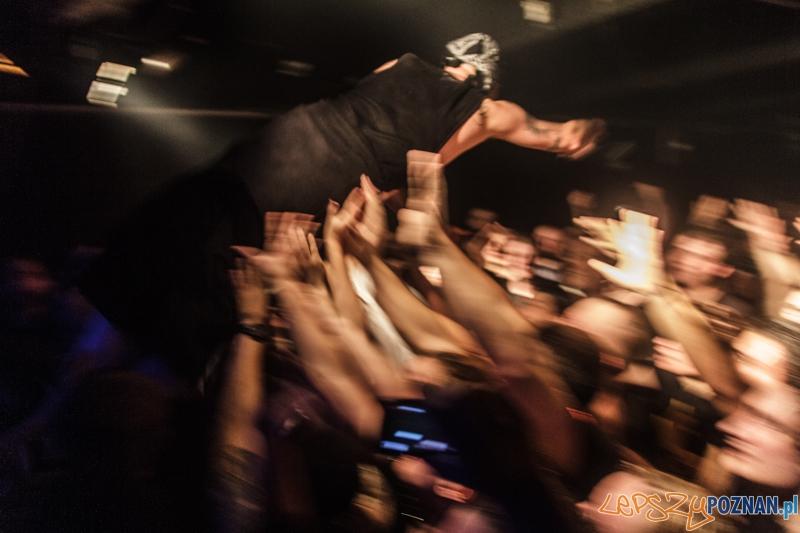 """""""da best of release party"""" - HOPE - Poznań 10.11.2014 r.  Foto: LepszyPOZNAN.pl / Paweł Rychter"""