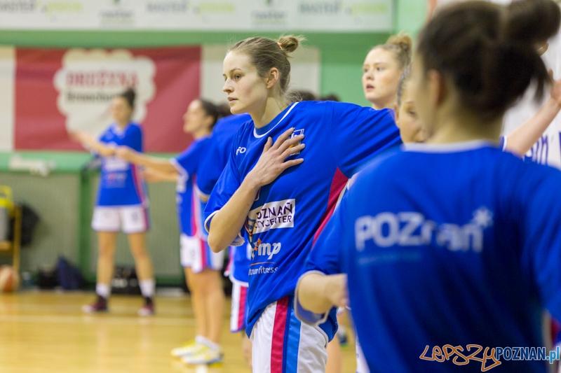 Poznań City Center AZS – Ostrovia Ostrów Wlkp  Foto: lepszyPOZNAN.pl / Piotr Rychter