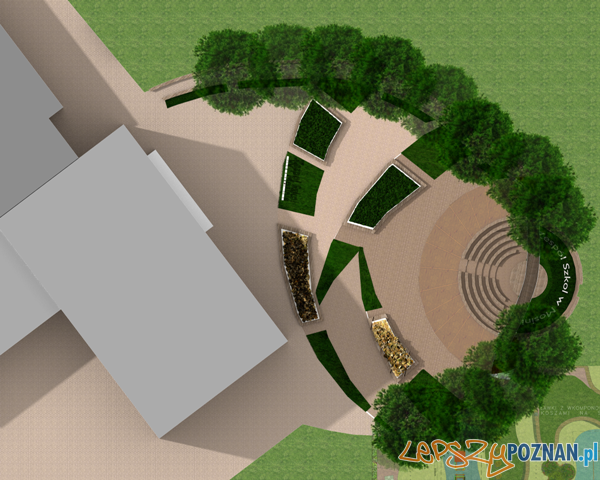 Amfiteatr w Mosinie  Foto: