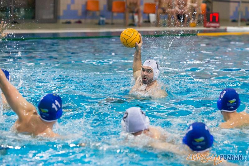DSW Waterpolo Poznań – GKPW 59 Gorzów  Foto: lepszyPOZNAN.pl / Piotr Rychter
