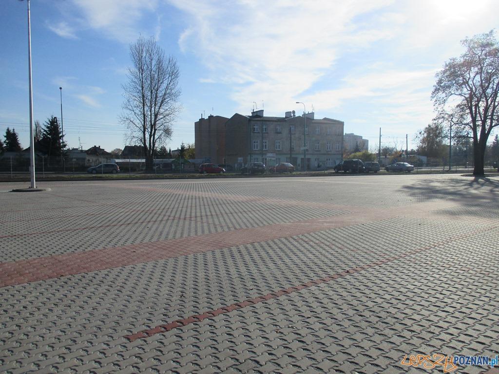 Nowy parking Odlewni Volkswagena  Foto: mar. pras.