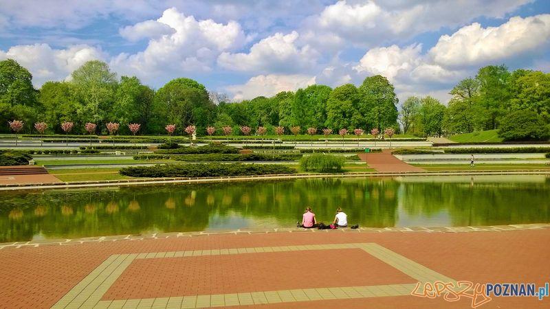 Rosarium na Cytadeli  Foto: Tomasz Dworek