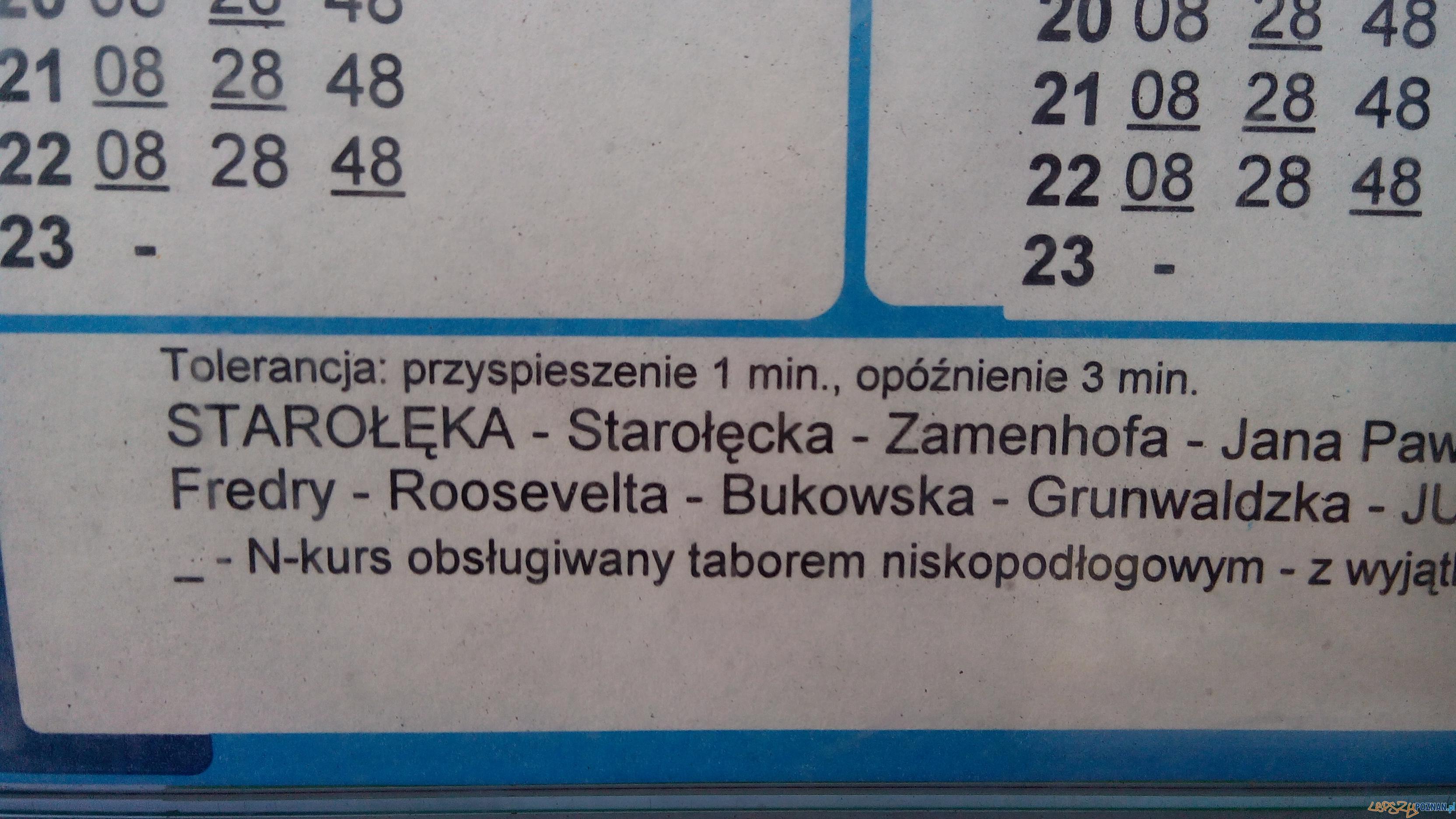Tolerancja  Foto: lepszyPOZNAN.pl / news@lepszypoznan.pl