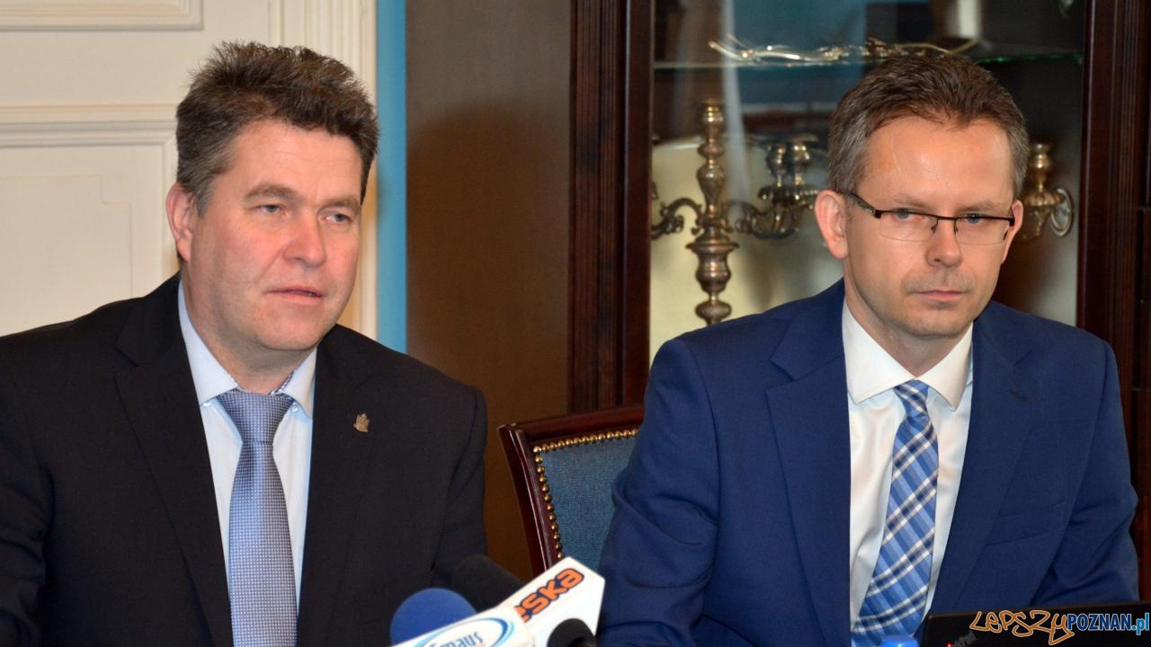 Maciej Wudarski i Łukasz Dondajewski  Foto: UMP