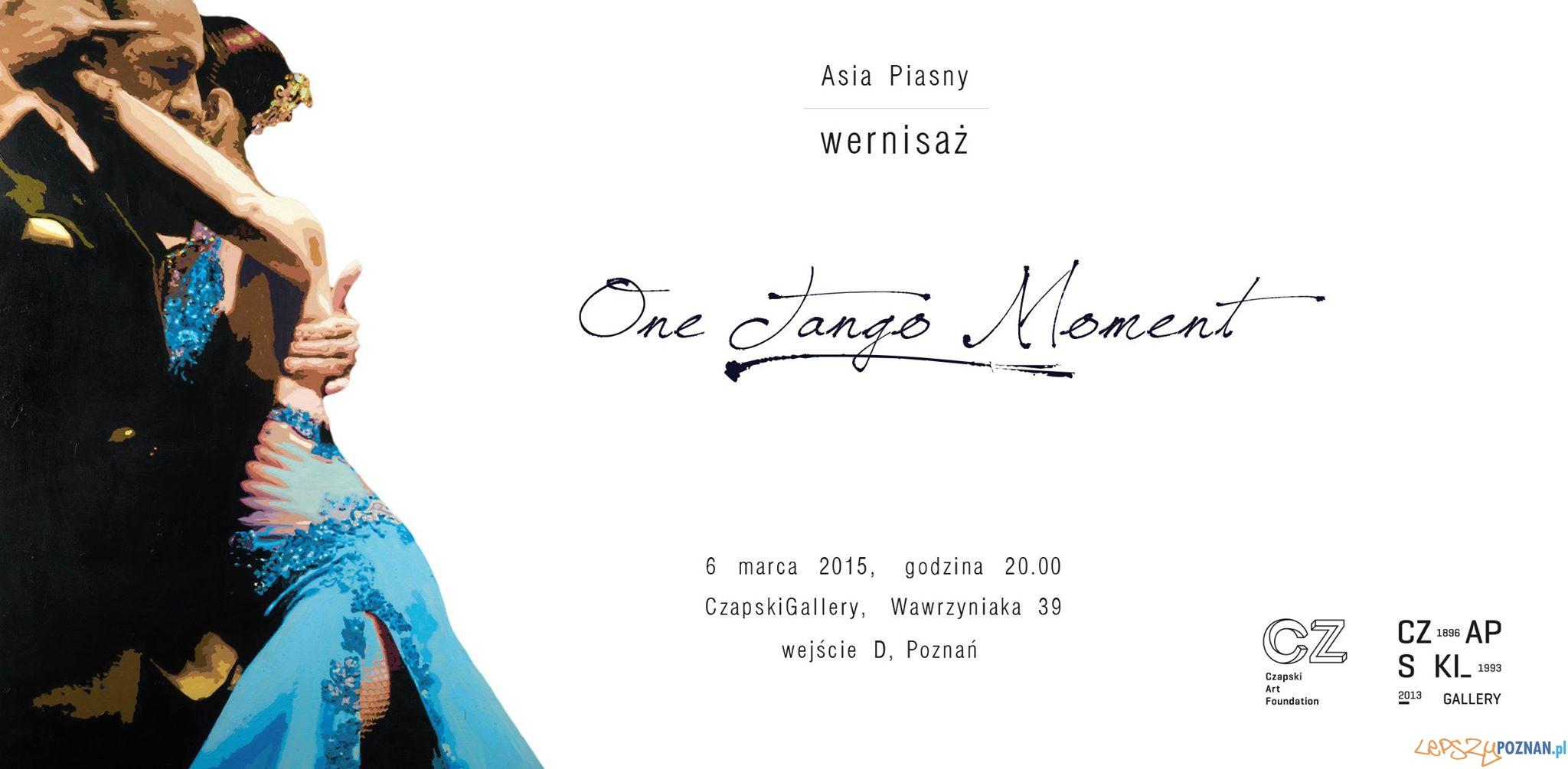 Wernisaz Asia Piasny  Foto: