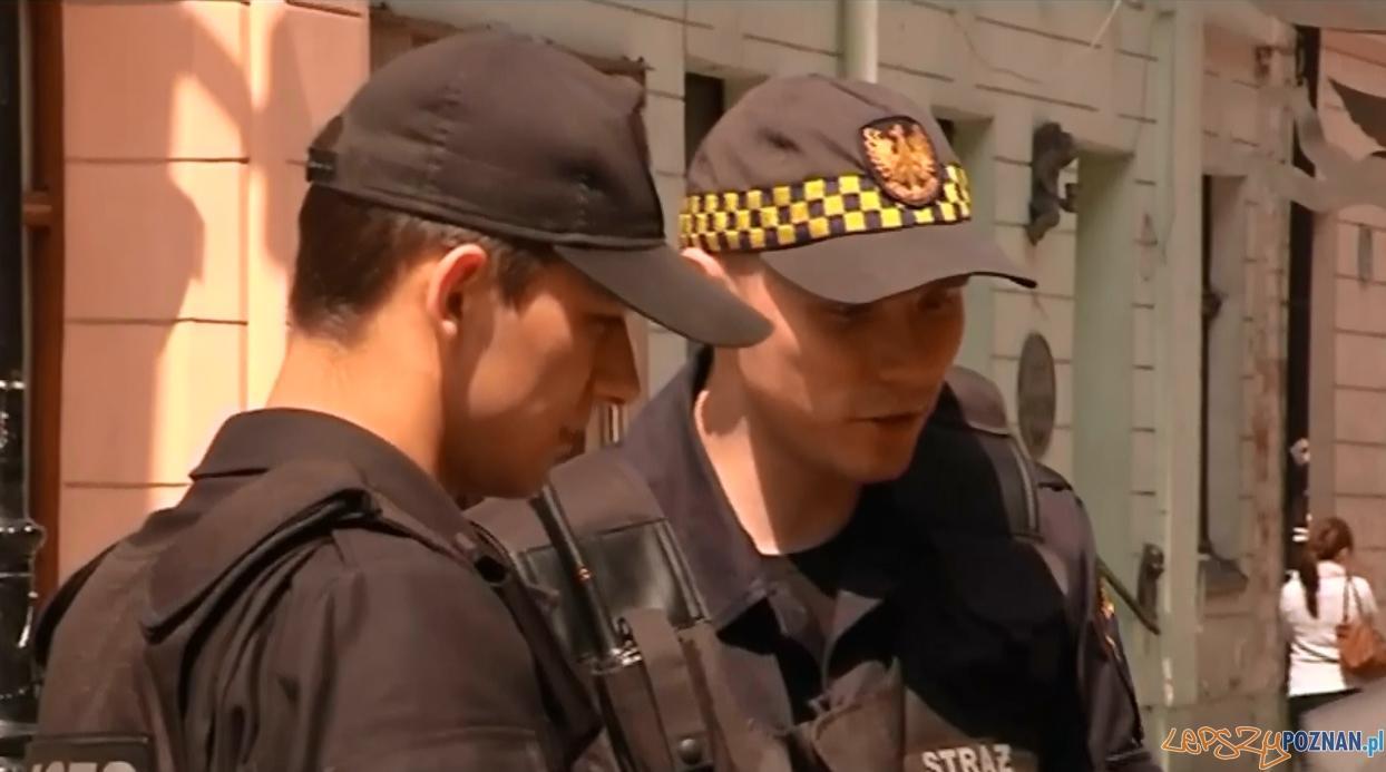 Wspólne patrole Straży Miejskiej i Policji (3)  Foto: Straż Miejska