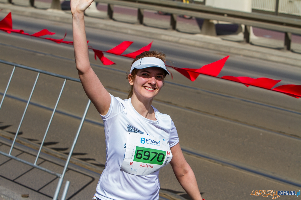 8 Poznań Maraton - 12.04.2015 r.  Foto: LepszyPOZNAN.pl / Paweł' Rychter