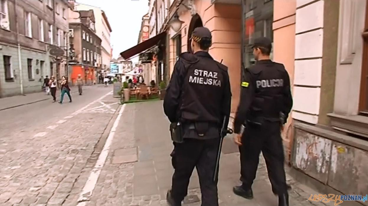 Wspólne patrole Straży Miejskiej i Policji (2)  Foto: Straż Miejska