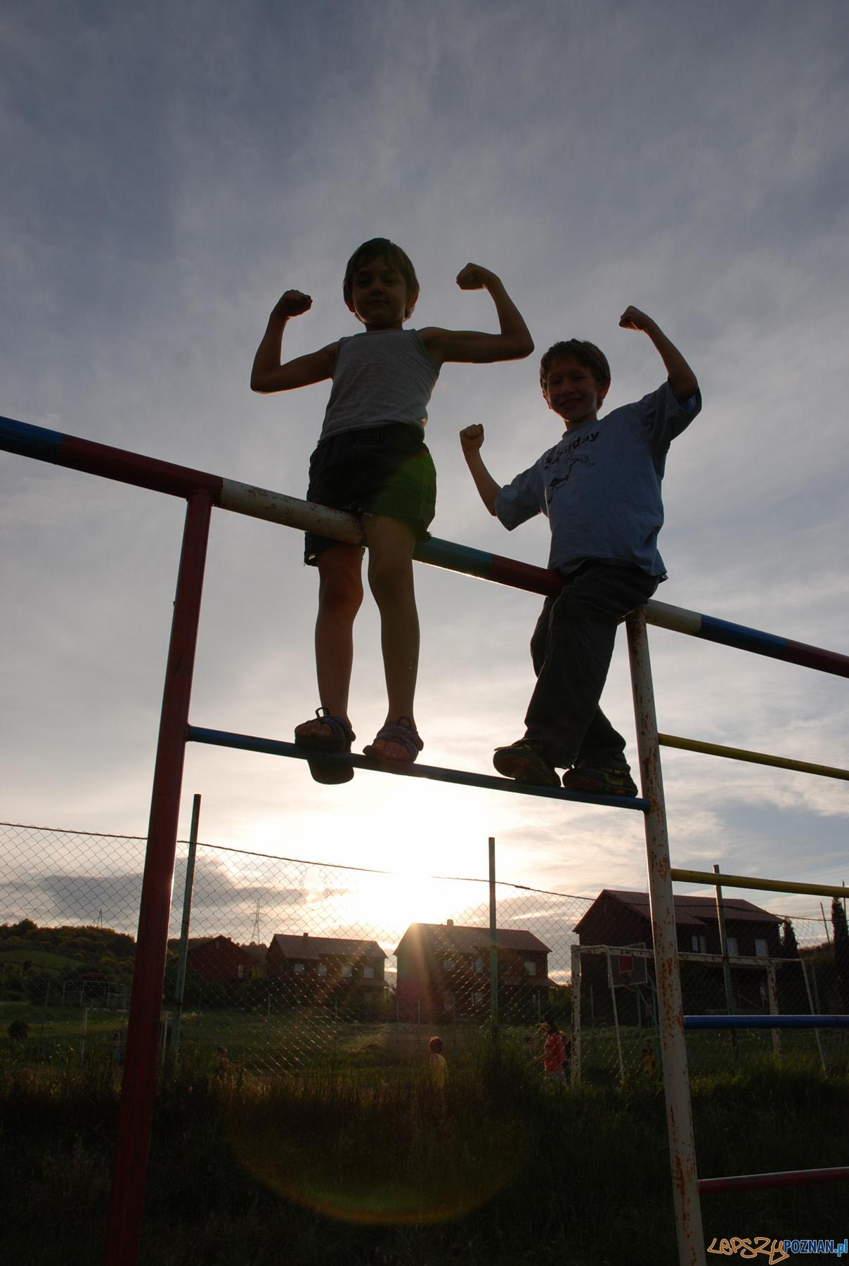 Podopieczni  Foto: SOS Wioski dziecięce