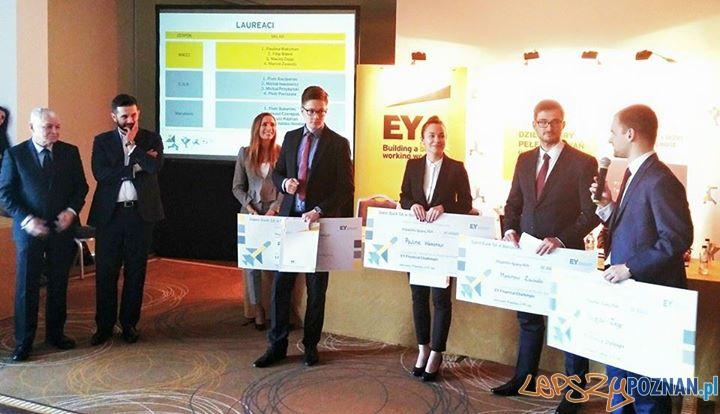 Final 11edycji konkursu EY  Foto: materiały prasowe
