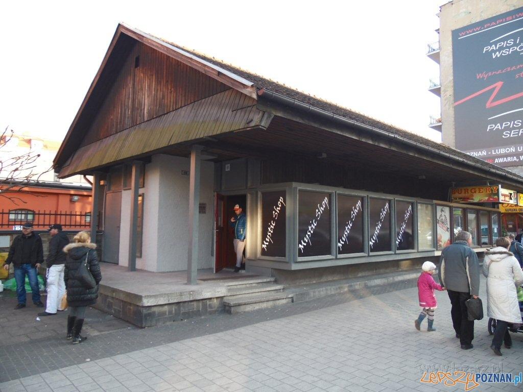 Zlikwidowano sklep z dopalaczami na Głogowskiej  Foto: lazarz.pl / Janusz Ludwiczak