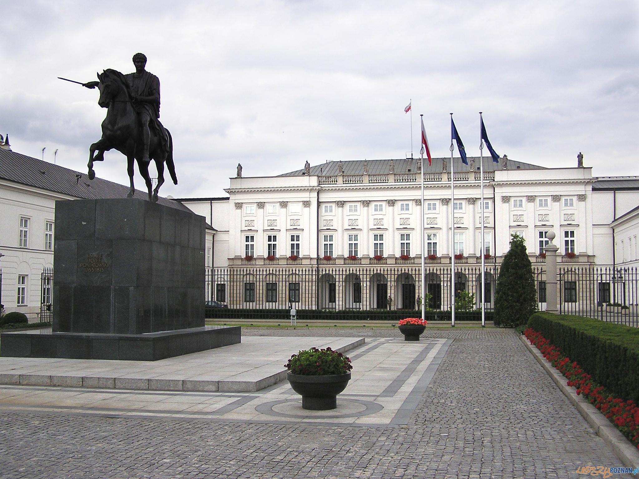 Pałac Prezydencki  Foto: sxc/Michal Zacharzewski