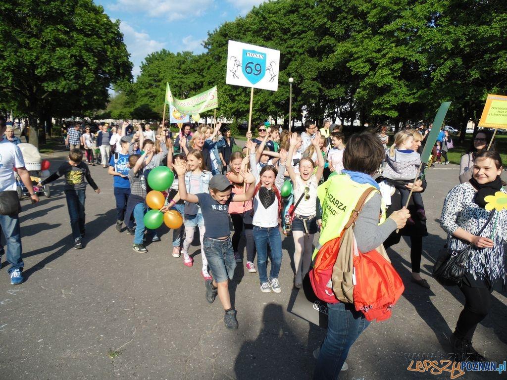 X Parada Łazarska  Foto: lazarz.pl / Janusz Ludwiczak