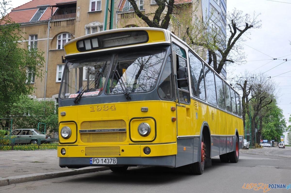 Autobus DAF  Foto: MPK