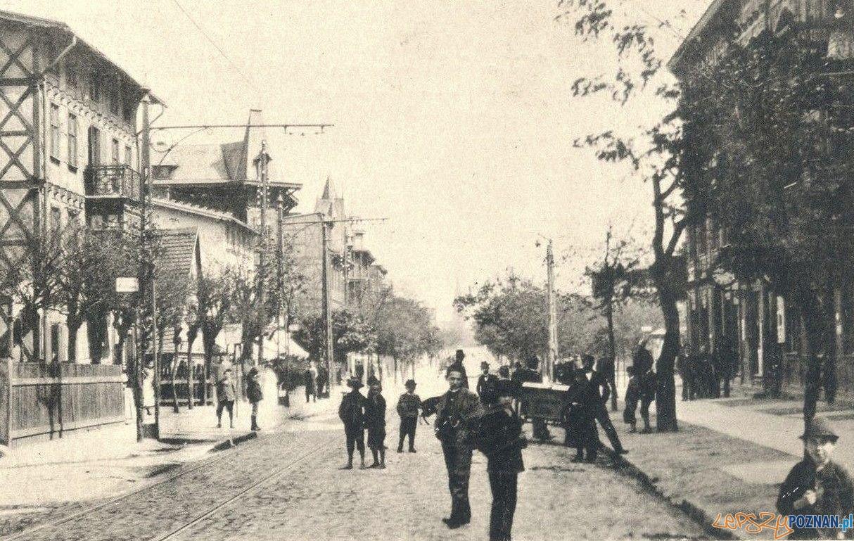 Dabrowskiego 1900  Foto: internet