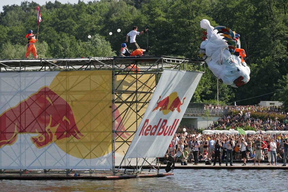 Red Bull - skoki na Malcie  Foto: Wojtek Antonów/Red Bull Content Pool