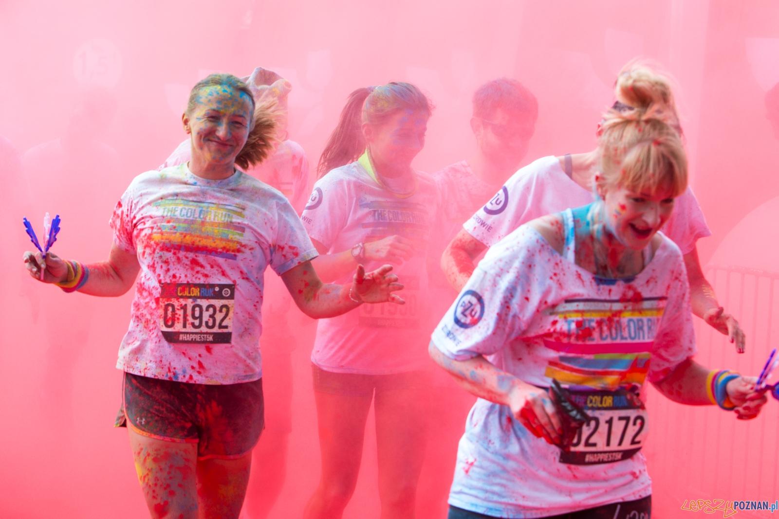 The Color Run Poznań  Foto: lepszyPOZNAN.pl / Piotr Rychter