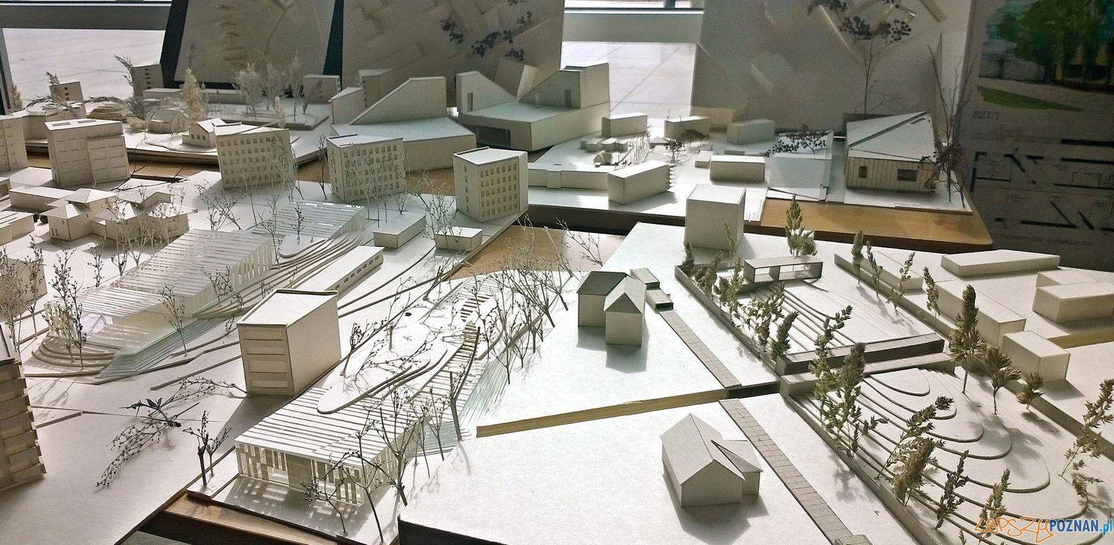 Projektowanie miasta  Foto: Tomasz Dworek