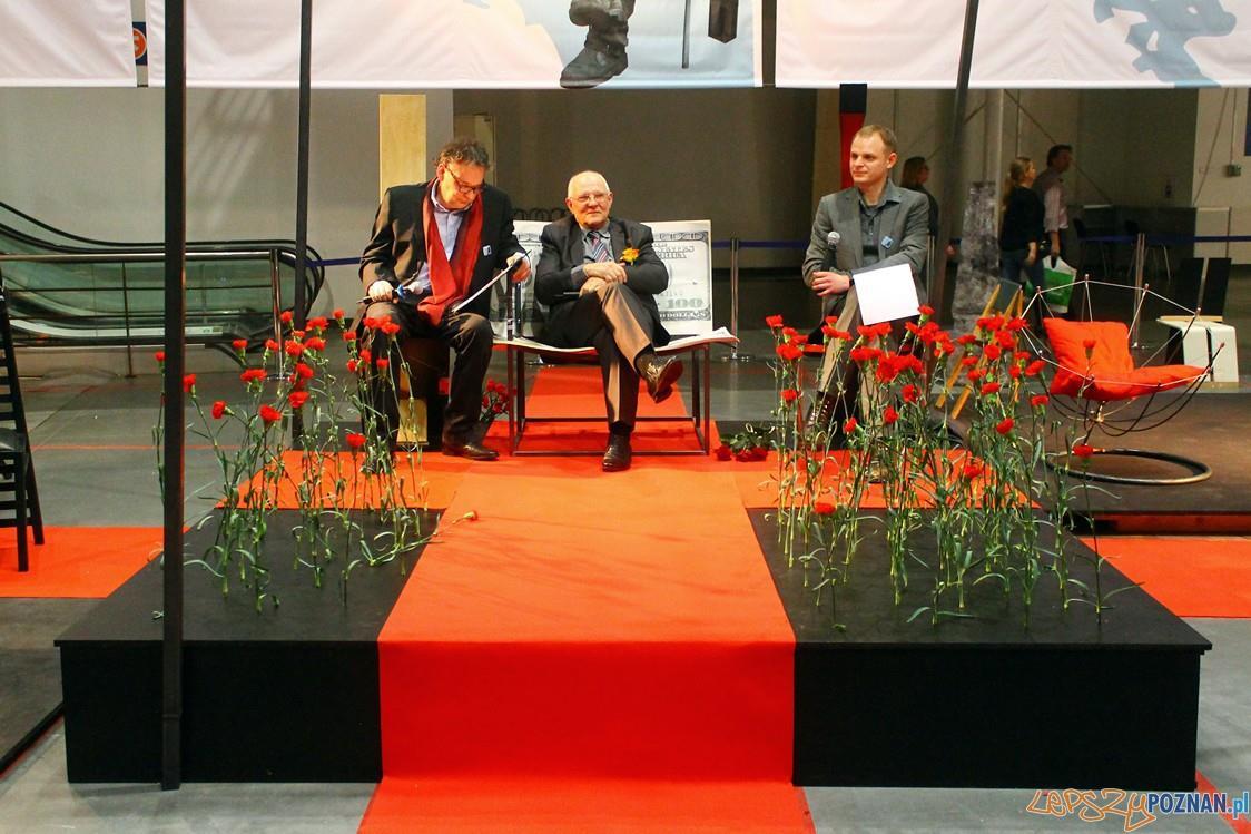 Prof. Aleksander Kuczma, fot. Antek Sierzchuła UAP  Foto: